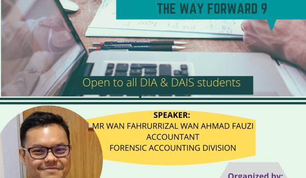 THE PROFESSIONAL ACCOUNTANT-THE WAY FORWARD 9